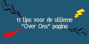 11 tips over ons pagina