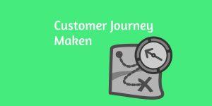 Customer Journey Maken