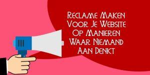 Reclame Maken Website
