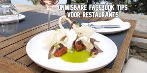 Facebook tips voor restaurants