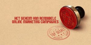 Rendabele marketing campagnes