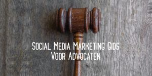 Social Media Marketing Advocaat