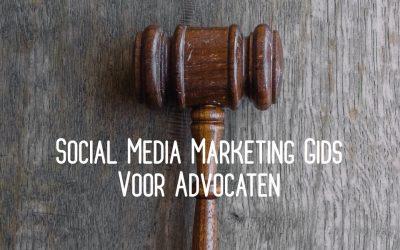 Social Media Marketing Voor Advocaten