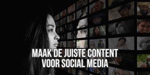 Content social media