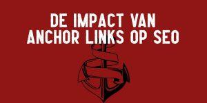 Anchor links SEO