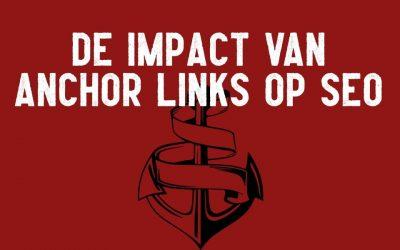 De Impact Van Anchor Links Op SEO