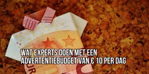 advertentiebudget