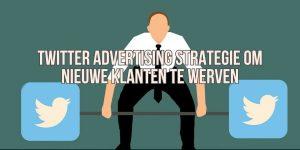 Twitter Advertising Strategie