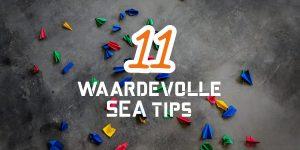 11 SEA tips