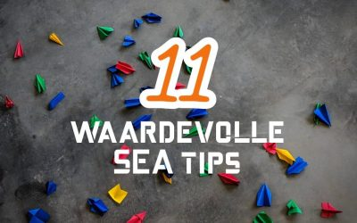 11 SEA tips die waardevol zijn voor jouw advertentiecampagnes