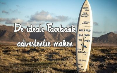 De ideale Facebook advertentie maken